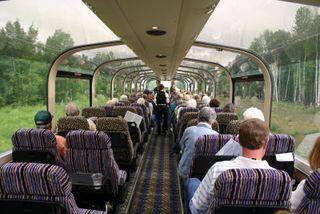 Alaska-rail